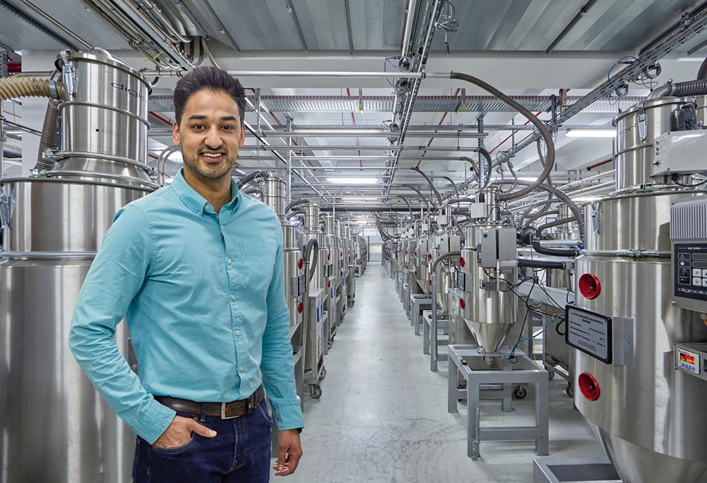 Technische Entwicklung auf internationaler Ebene – Produktmanager im Bereich Power Supplies