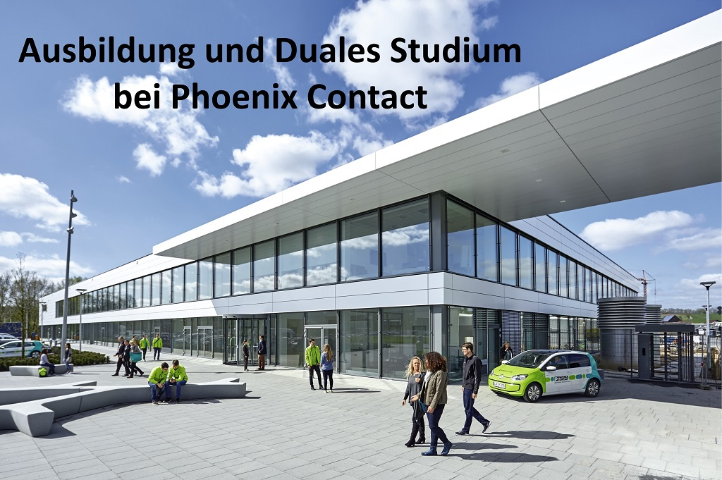 Training Center von Phoenix Contact