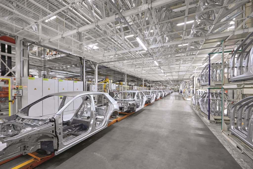 AUTOmatisierung bei VW