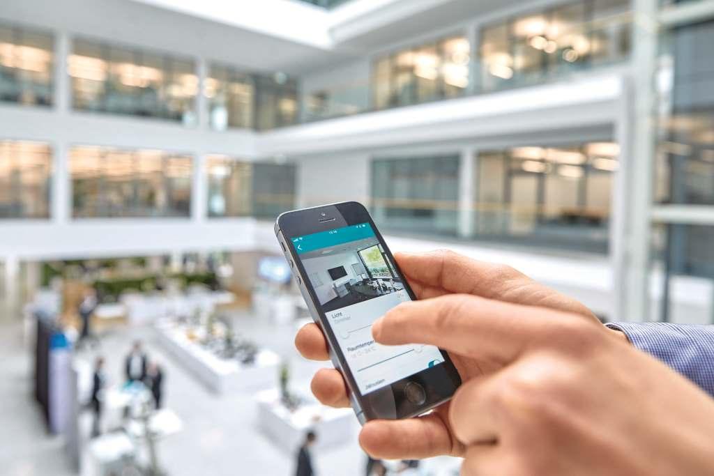 Gebäudemanagement und Indoor-Navigation per App