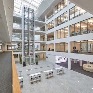 Gebäudemanagement bei Phoenix Contact
