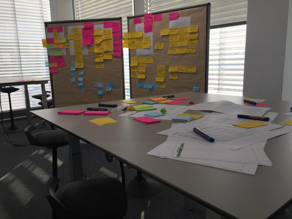 Kollege als Lieblingskunde: Ideenmanagement mit Business Model Canvas