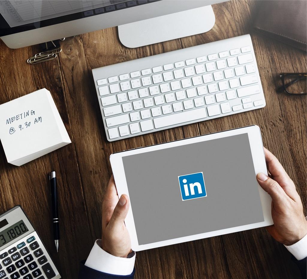 Social Media Profil LinkedIn