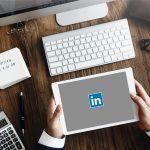 Visual zum Thema Social Media - LinkedIn