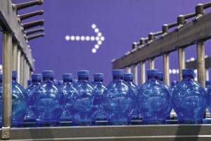 Visual zum Thema Nachhaltigkeit - Plastik recyceln