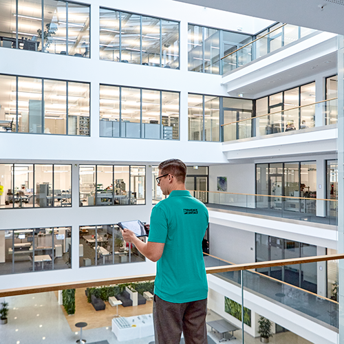 building IoT - Smarte Gebäude