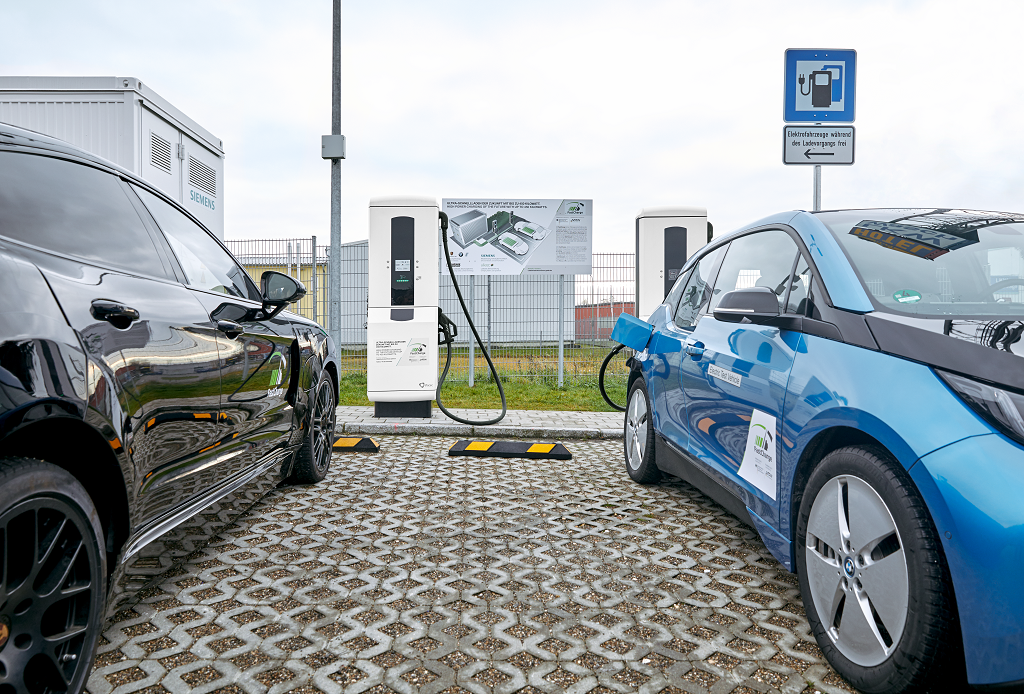 Elektromobilität – Laden auf der Überholspur