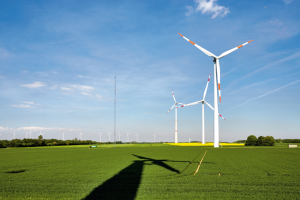 Imagebild zum Thema Windenergie