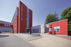 Gebäudemanagement im Krankenhaus