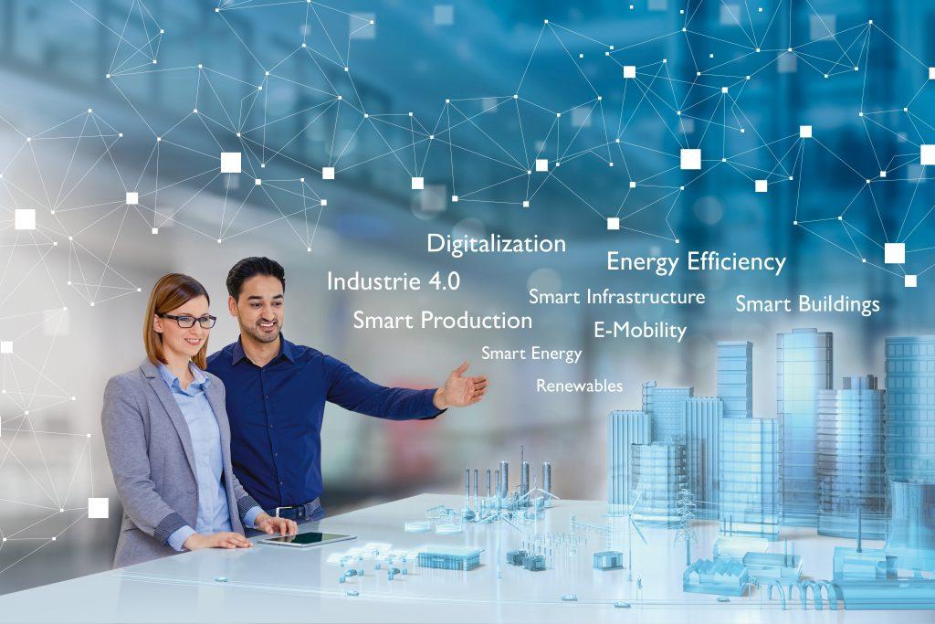 Industrie 4.0 –  Wo wollen wir 2030 sein?