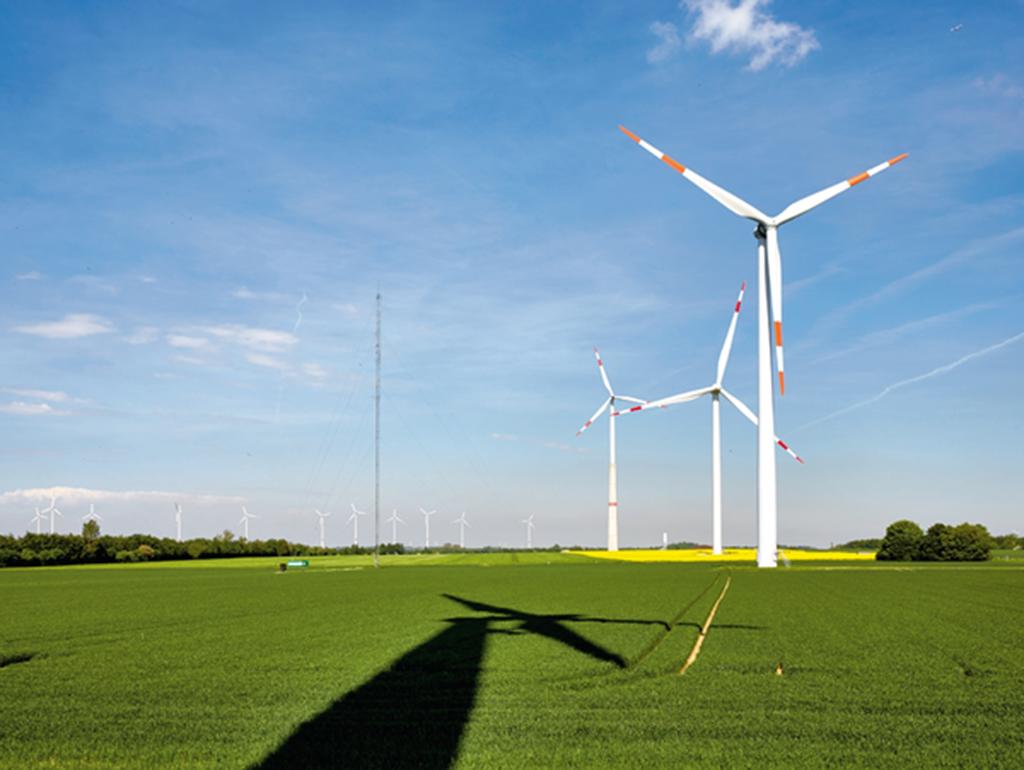 Windenergieanlage
