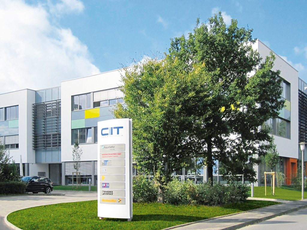 das Centrum Industrial IT in Lemgo