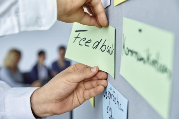 Produktiv Kritik äußern – Wie geht das?