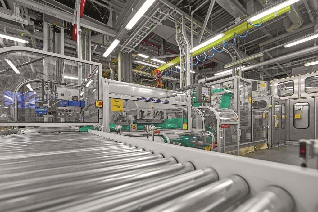 Sicherheit und Flexibilität mit der SafetyBridge Technology