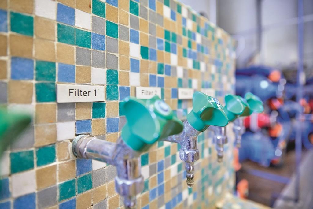 Vom Brunnen zum Verbraucher: Automatisierung der Trinkwasserversorgung