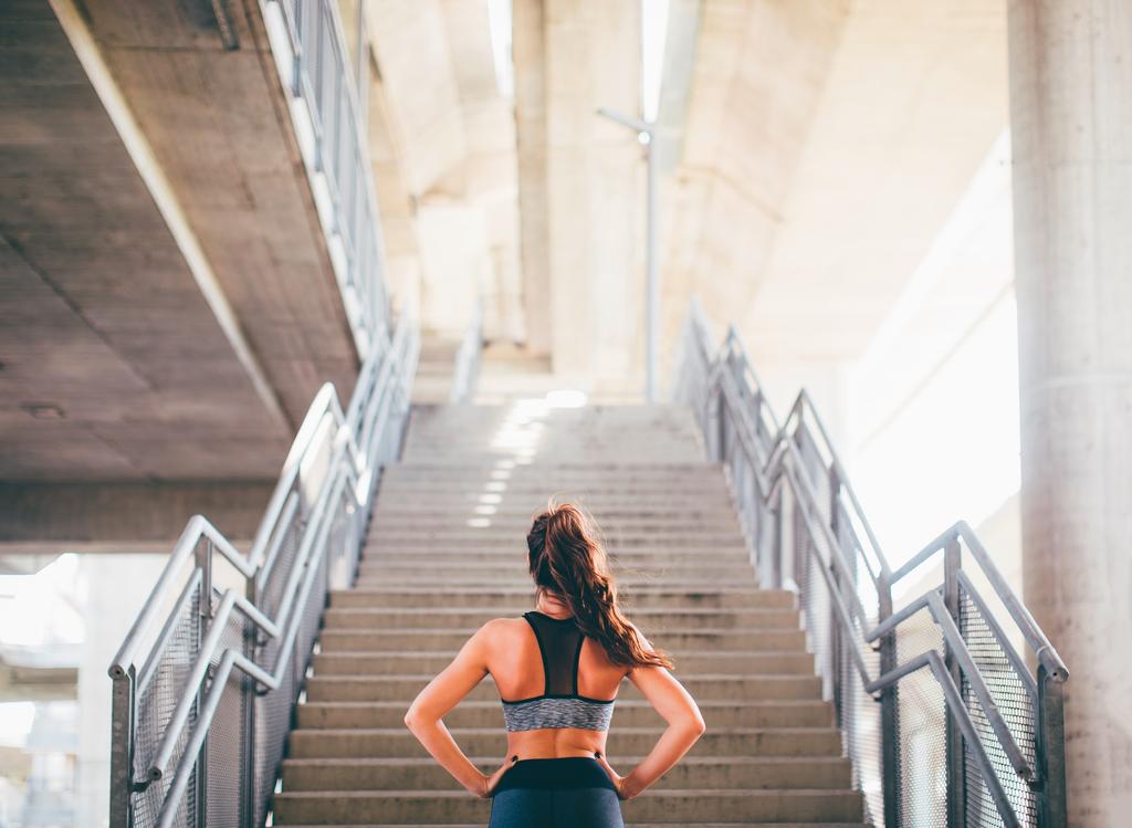 Bewegung hilft, die Work-Life-Balance zu halten