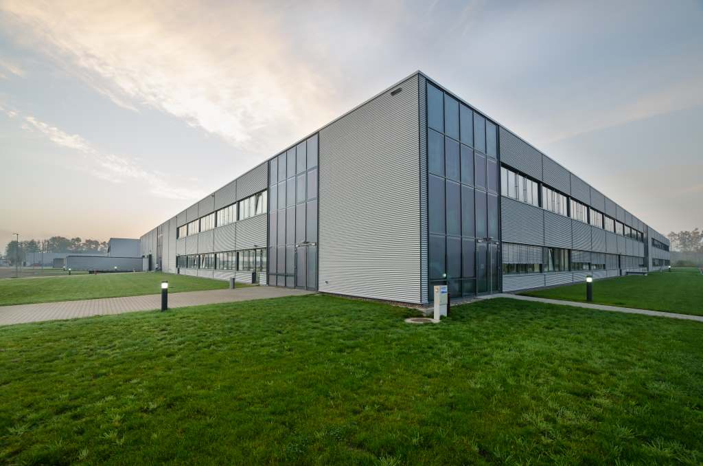 Gebäudemanagement am Standort Polen