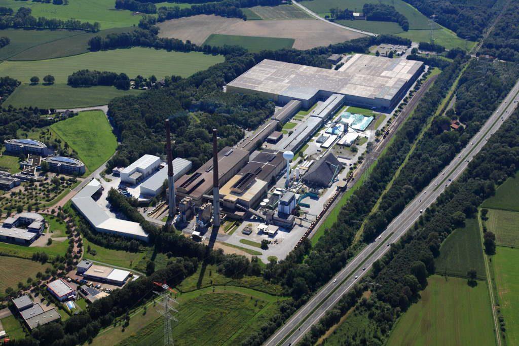 Im Gladbecker Werk der NSG Group wird mit Radioline der Energieverbrauch gesenkt