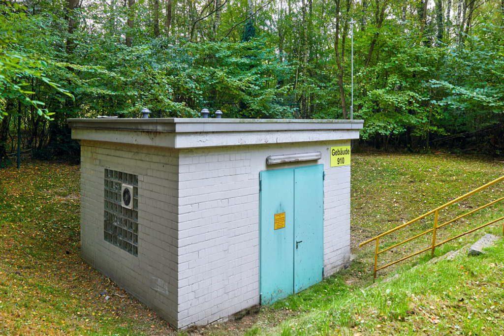 Die Abwasserpumpstation wurde ebenfalls mit Radioline-Modulen ausgestattet, um den Energieverbrauch zu senken