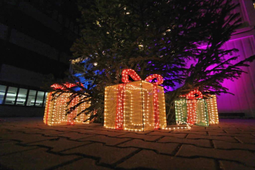 Weihnachtsgeschenke organisieren leicht gemacht