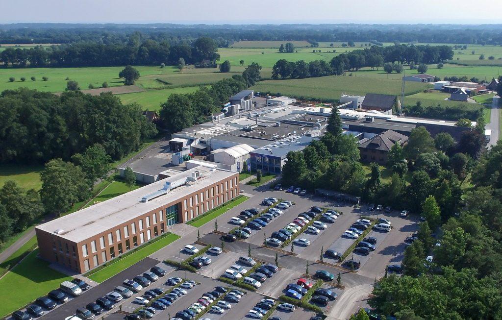 Der Kühlmann-Standort in Westerwiehe
