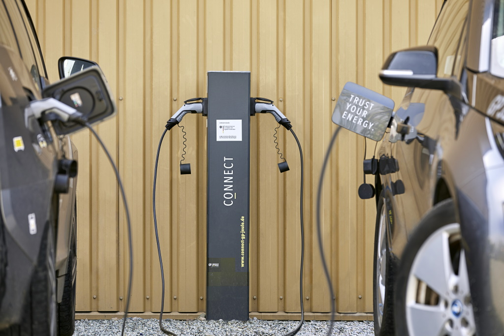 Elektromobilität im Unternehmen: Laden mit System