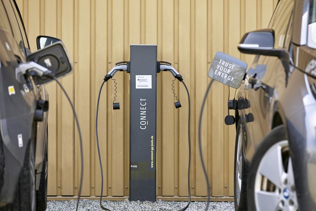 Elektromobilität im Unternehmen: laden mit System