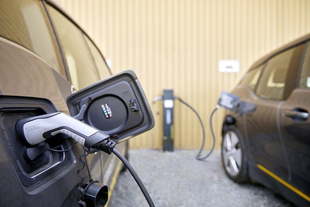 Elektromobilität bei GP Joule
