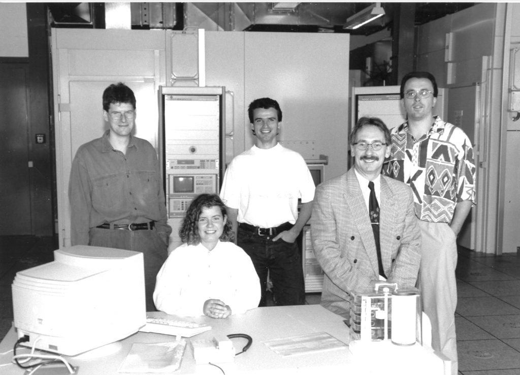 Die Gründer von Phoenix Testlab