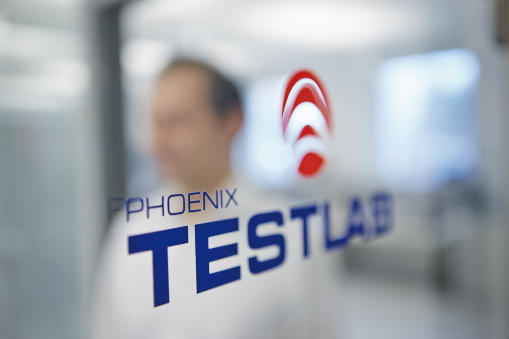 Phoenix Testlab: das erste Start-up von Phoenix Contact