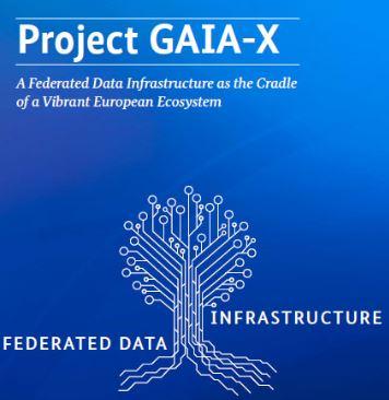 Logo Projekt GAIA-X