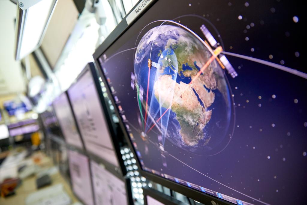 Daten für das Weltall