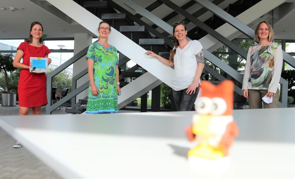 Frauen helfen Frauen – ing'enious unterstützt Frauenhaus in Lippe