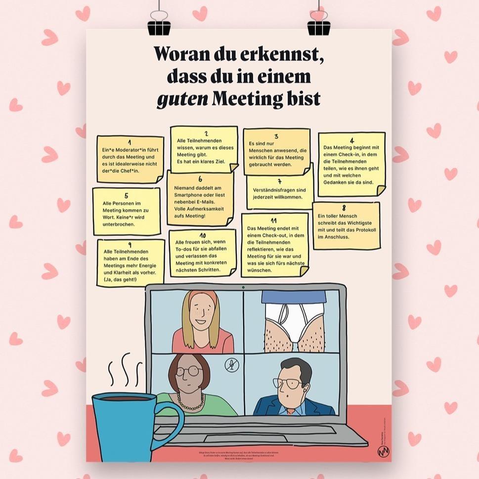Meeting-Regeln