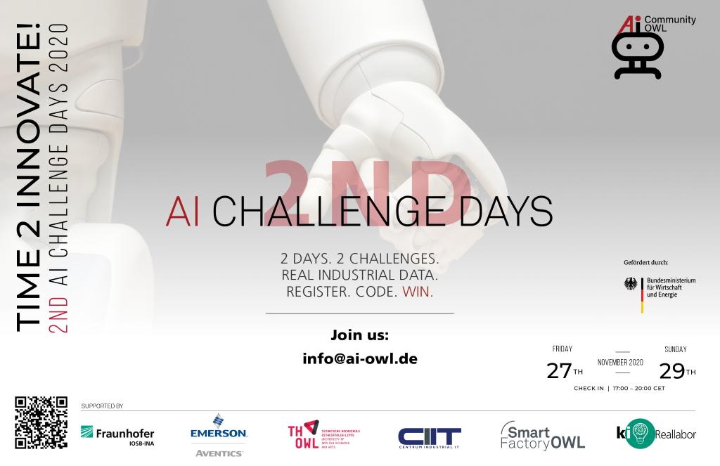 #AIChallengeDays gehen in die zweite Runde