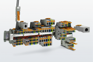 Terminal Blocks with Push-in