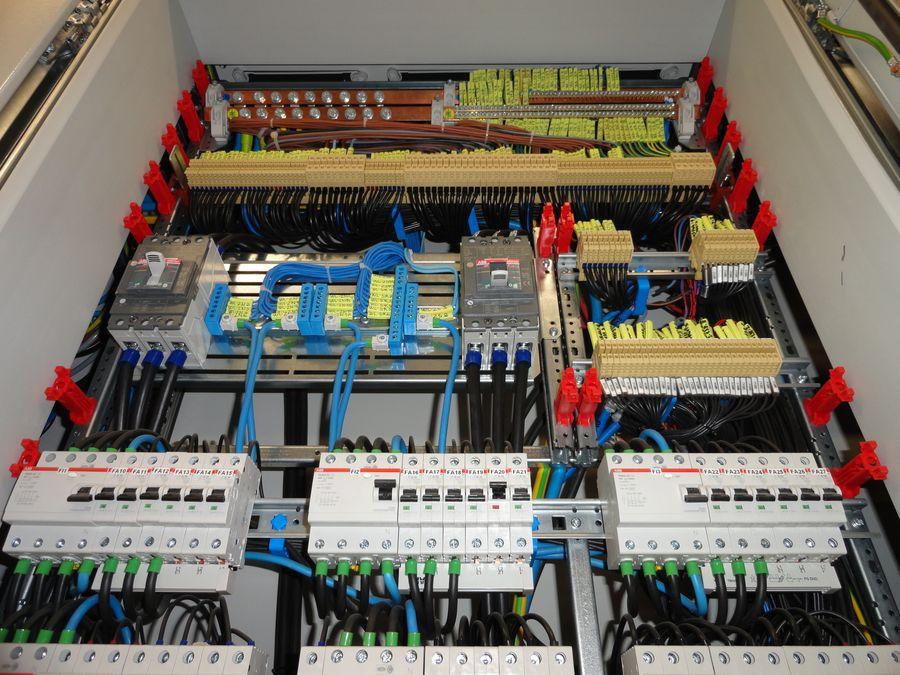 Conexão elétrica mais rápida e segura