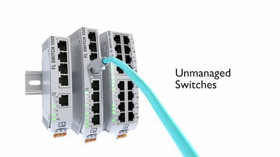 Conheça os novos Switches não gerenciáveis da família 1000, a combinação perfeita!