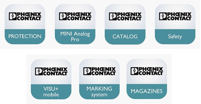 Phoenix Contact Mobile Apps