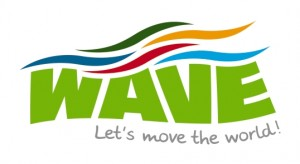 wave trophy logo