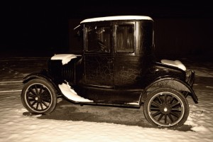 oldmobil Ford model T