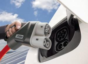 Wtyki i gniazda do ładowania samochodów elektrycznych