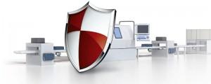 ochrona sieci przemysłowych, firewall