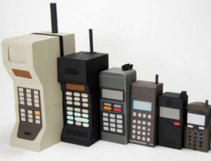 Antenna Phones a thing of the past