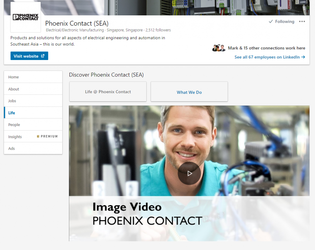 PHOENIX CONTACT | South East Asia