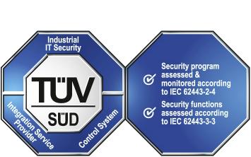 Phoenix Contact erhält Zertifikat nach IEC 62443-4-1 und 2-4