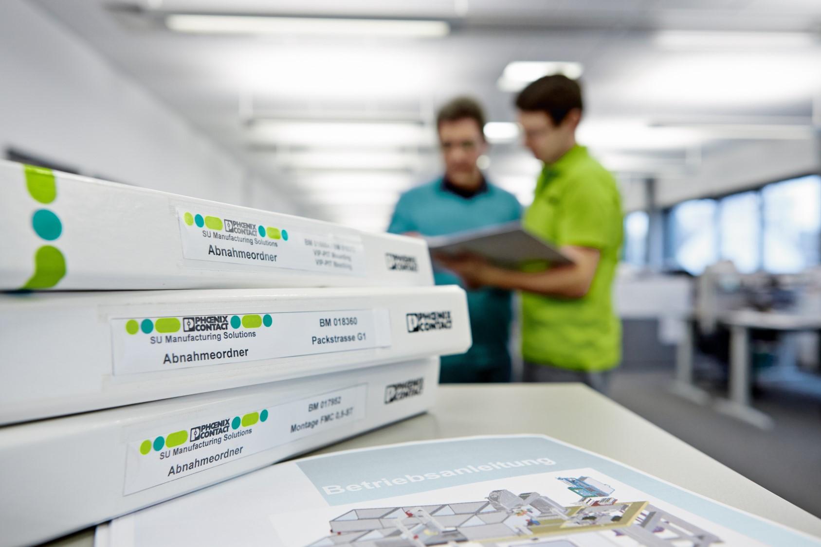 Dokumentation für CE-Kennzeichnung
