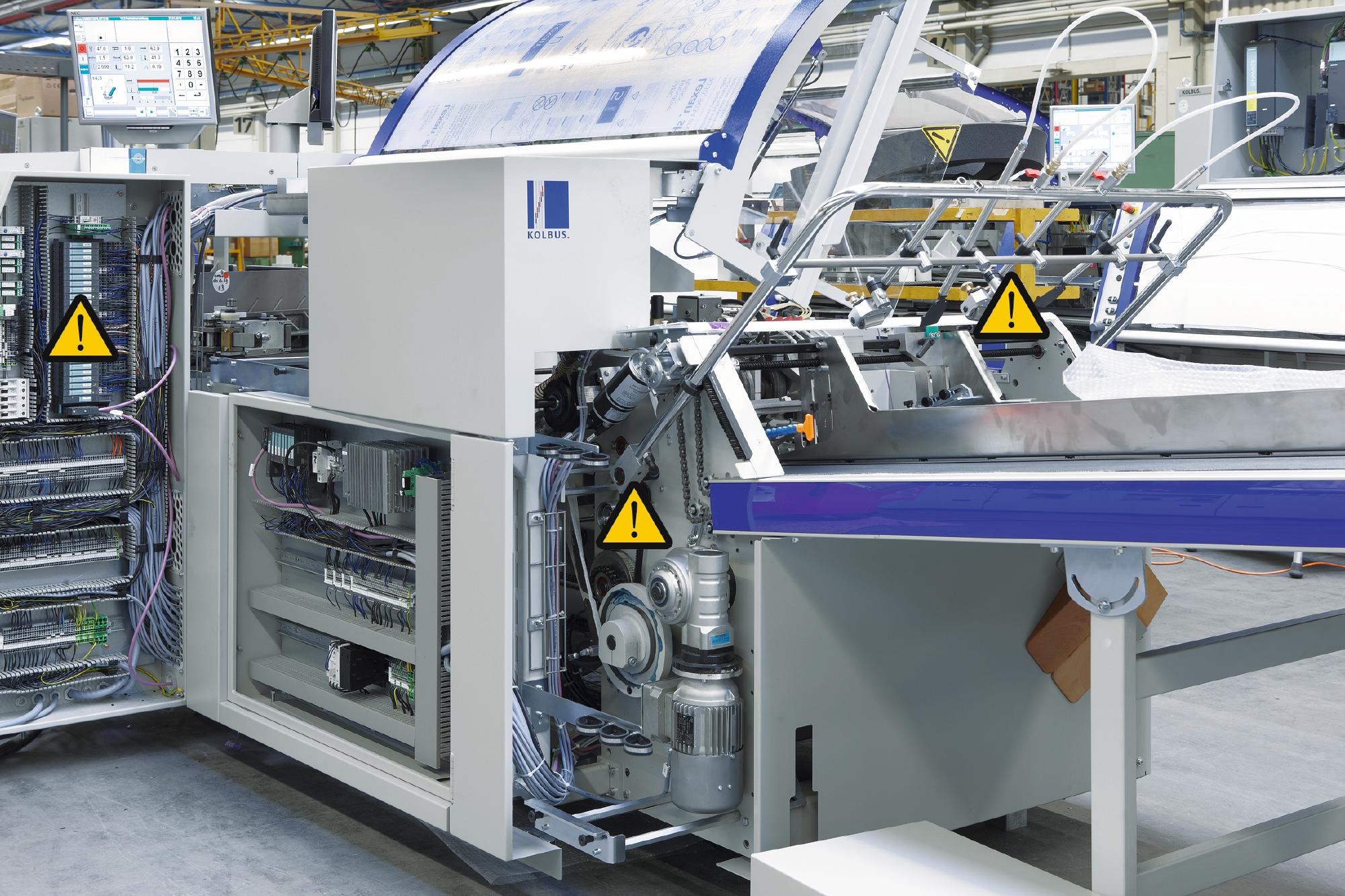 Risikobeurteilung von Maschinen und Anlagen – Maßnahmen gegen Manipulation von Schutzeinrichtungen