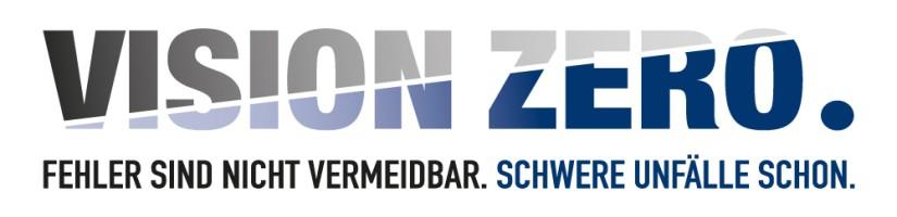 Wir supporten die Vision Zero