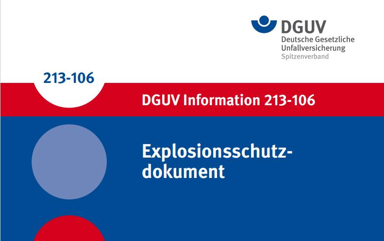 Neues DGUV-Papier: Explosionsschutzdokument